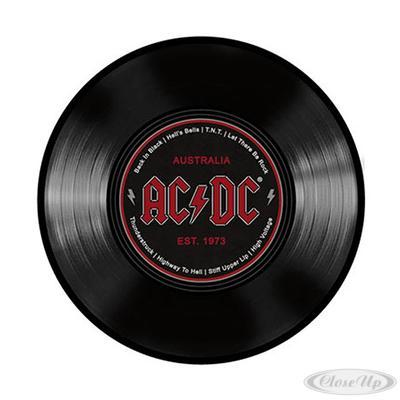 AC/DC Mousepad Schallplatte jetztbilligerkaufen
