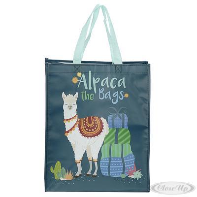 Alpaca Shopper Tasche