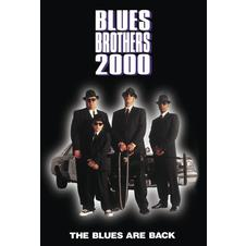 Blues Brothers 2000 Poster The