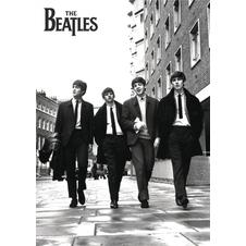 Beatles London Poster