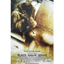 Black Hawk Down Poster Leave