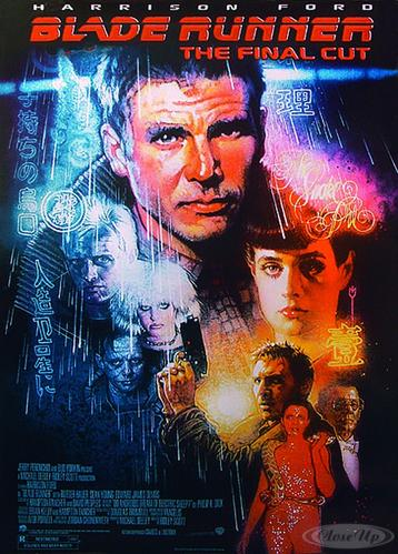 Blade Runner Poster The Final Cut