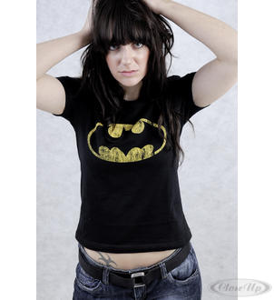 Batman Girlie Shirt Vintage