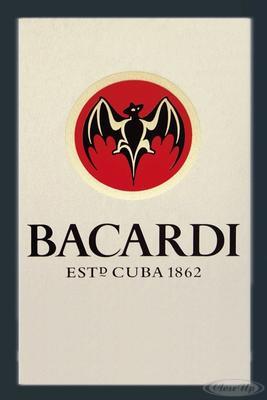 Bacardi Spiegel established Cuba 1862