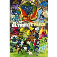 Ben 10 Poster Ultimate Alien