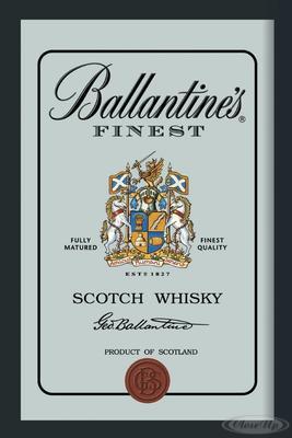 Ballantine´s Spiegel Scotch Whisky