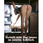 Bottom Shelf (Deutsch) Poster