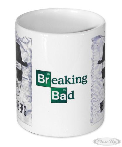 breaking bad tasse heisenberg wanted tassen gl ser. Black Bedroom Furniture Sets. Home Design Ideas