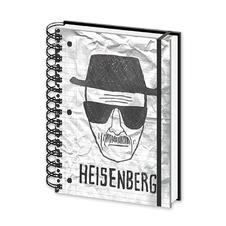 Breaking Bad Notizbuch DIN A 5