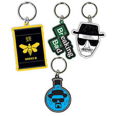 Breaking Bad Keychain set