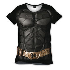 Batman T-Shirt Batsuit