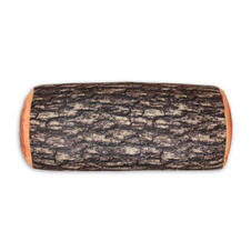 Baumstamm Kissen Wood Pillow