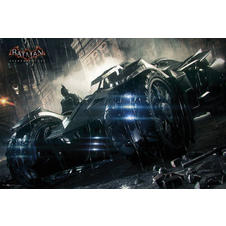 Batman Poster Arkham Knight