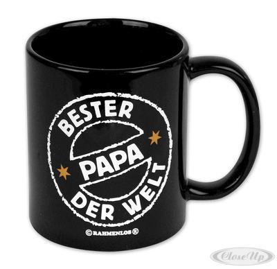Bester Papa der Welt Tasse