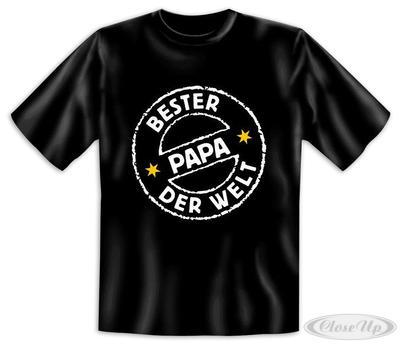 Bester Papa der Welt T-Shirt