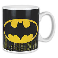 Batman Thermoeffekt-Tasse