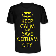 Batman T-Shirt Keep Calm and