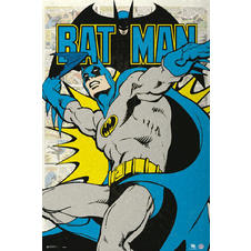 Batman Poster Comic