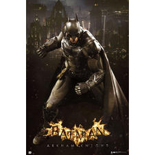 Batman Poster The Arkham