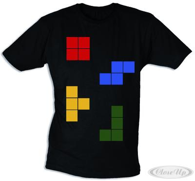 Old School Video Game T-Shirt