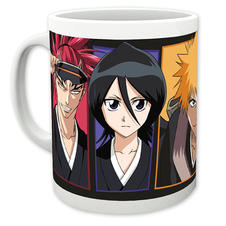 Bleach Tasse Faces