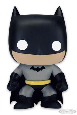 Batman Pop! Vinyl Figur 01 Batman