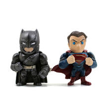 Batman vs Superman Metals Die