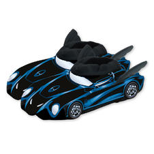 Batman slippers - Batmobile