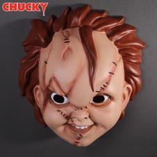 Bride of Chucky Chucky Mask -
