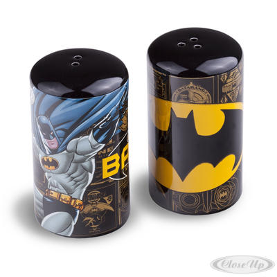 Batman Salz- und Pfefferstreuer