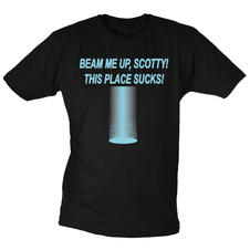 Beam me up, Scotty T-Shirt