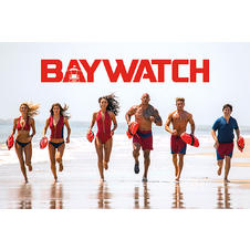 Baywatch Poster -