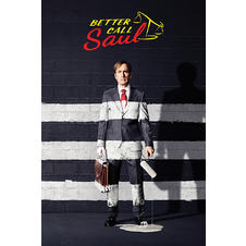 Better Call Saul Poster Paint