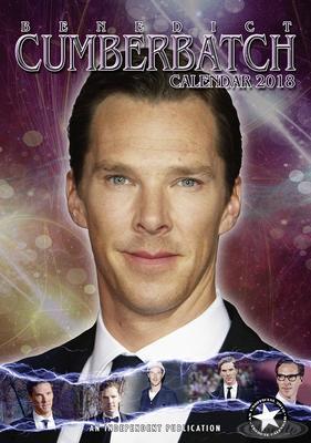 Benedict Cumberbatch 2018 Tributkalender