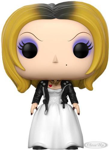 Bride of Chucky Pop! Vinyl Figur 468 Tiffany - Büsten & Statuen