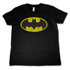 Batman Kid's T-Shirt Logo