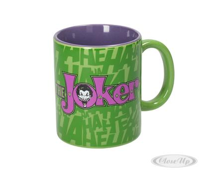 Batman Tasse The Joker Logo DC Comics