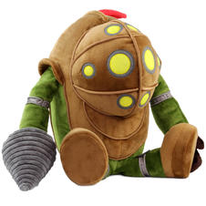 Bioshock Plush Figure