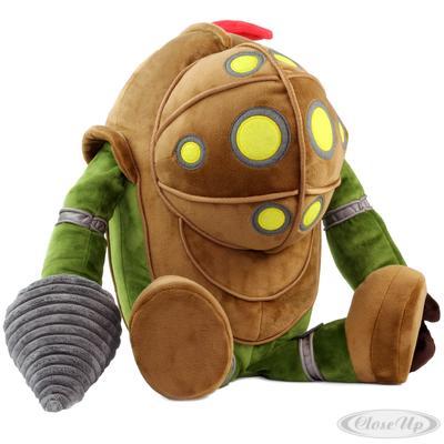 Bioshock Plüschfigur Big Daddy   Kinderzimmer > Spielzeuge > Stofftiere