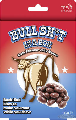 Bullshit in der Box - broschei