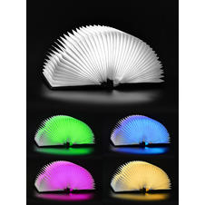 Buchlampe Mood Light