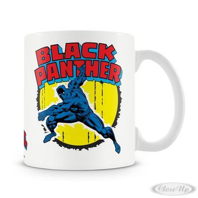 Black Panther Marvel Tasse Logo jetztbilligerkaufen