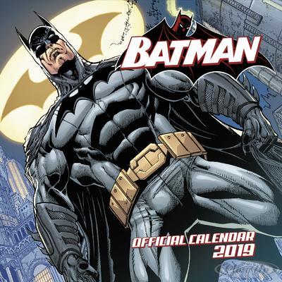 Batman Comics Kalender 2019