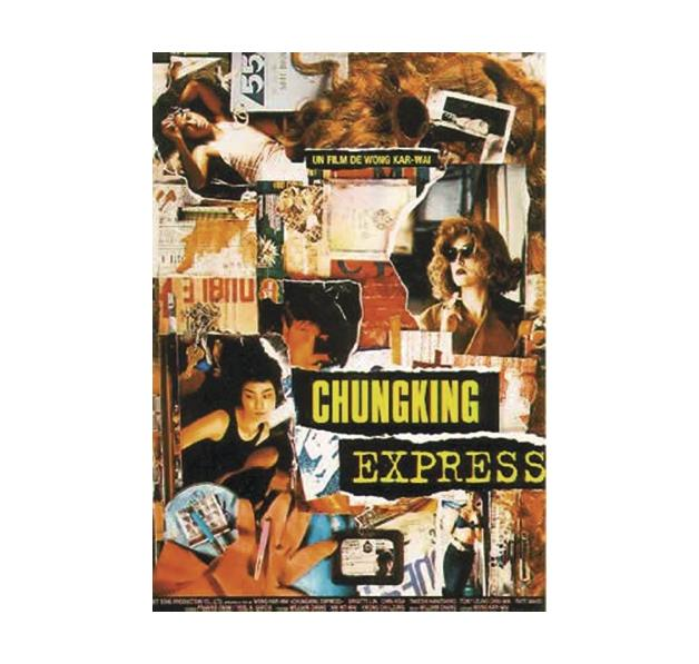 on chungking express and french new Chungking express trailer every day is en route to bangkok where she'll join her new husband he works for the french embassy and has a lovely home.