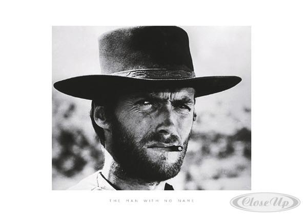 Clint Eastwood Zwei glorreiche Halunken Poster (Kunstdruck)
