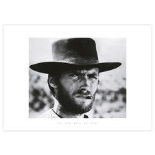 CLINT EASTWOOD THE GOOD, THE BAD AND THE UGLY