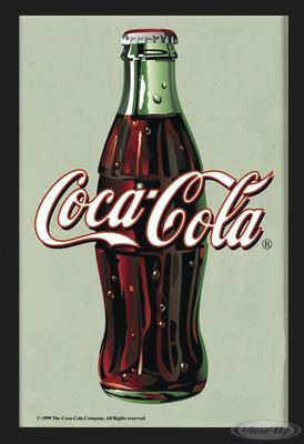 Coca-Cola Spiegel Bottle