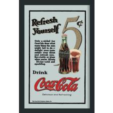 Coca-Cola Spiegel Refresh
