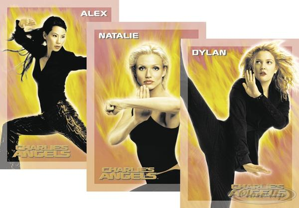 Charlie´S Angels - Set Poster