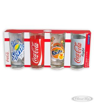 Coca-Cola Longdrink Glass Set